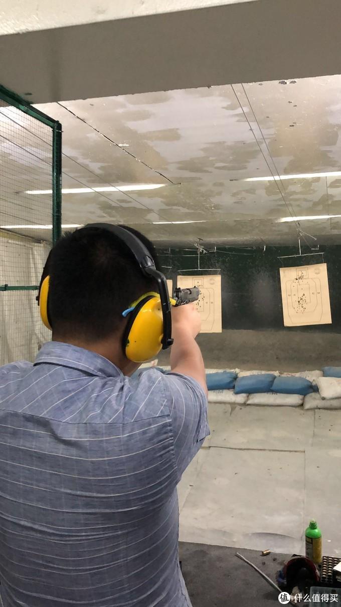 纪行-菲律宾靶场射击