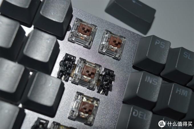 简单实用--罗技K845背光机械键盘开箱体验