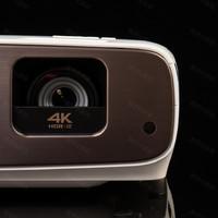 明基 W2700 4K投影仪开箱展示(机身|镜头|旋钮|接口|遥控器)