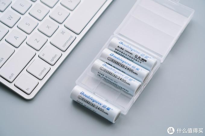 买了半辈子电池,才发现这样买得值:市售5号充电电池大乱斗