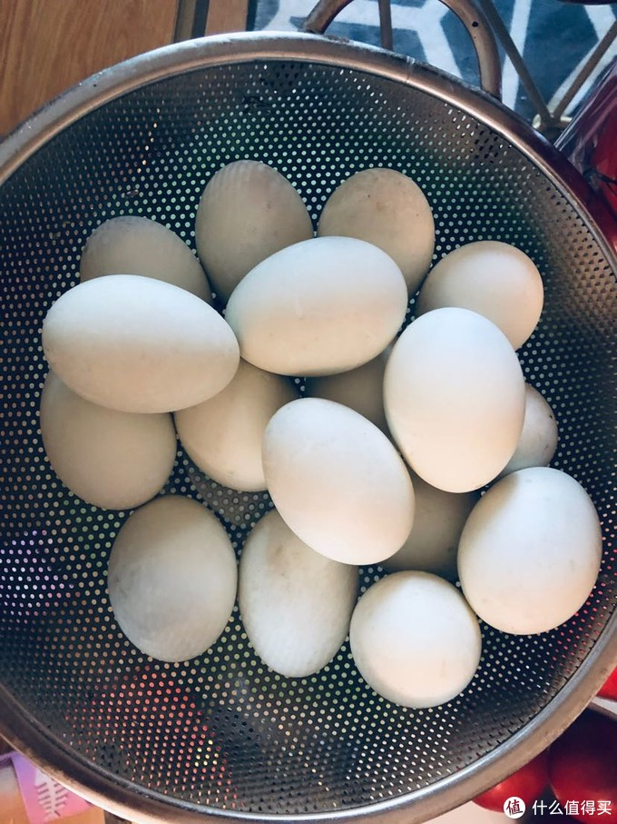 咸鸭蛋也有夏天
