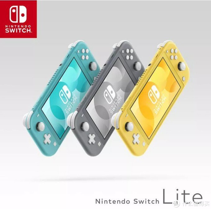 重返游戏:任天堂Switch家族添新丁,NS Lite轻便版机型公布!