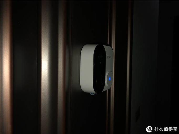 爱家,爱分享,一篇360可视门铃1C的测评