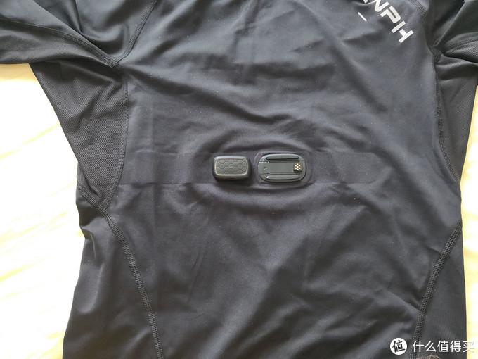 紧身速干、可测心率——ZENPH早风智能运动衣客观体验