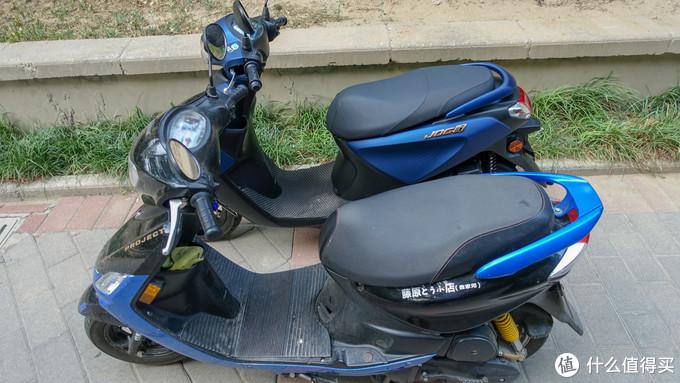 为颜值买单:雅马哈巧格i踏板摩托车以及新法实施后的上牌流程