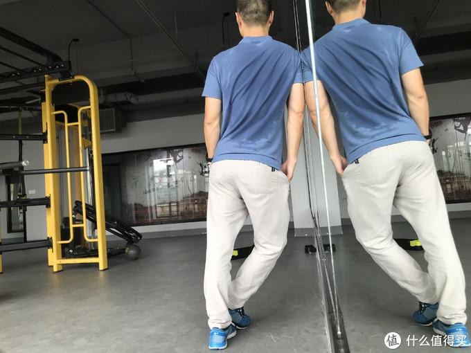 通勤上班两不误,运动健身也不差—码尚智能定制水柔棉Polo衫