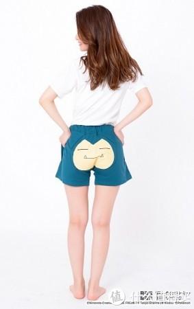 重返宝可梦:SAZAC推出宝可梦短裤,NS Lite限定机公开