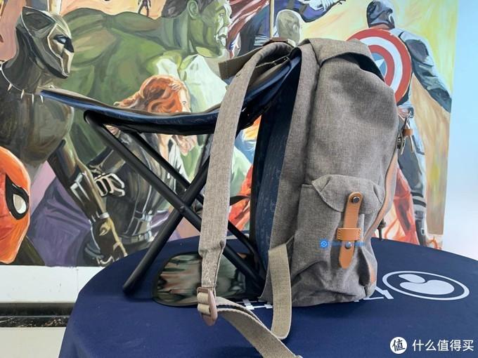 出差必备产品 背包和座椅的结合