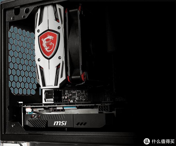 仅17.4cm长:msi 微星 发布 RTX 2060 SUPER AERO ITX 非公显卡
