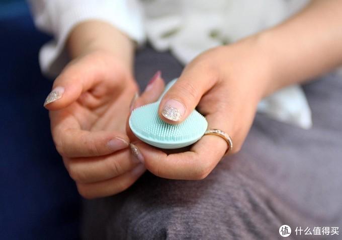 洗脸也要讲究科学,SVK洁面仪帮你守护容颜