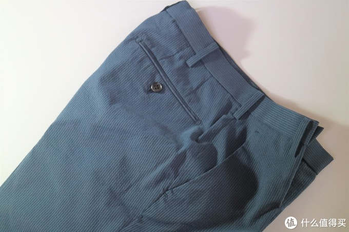 优衣库快干弹力长裤,99元买了不亏