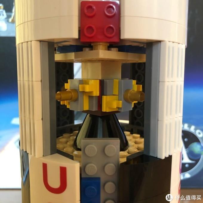 张大妈人手一箭?LEGO土星五号拼装记