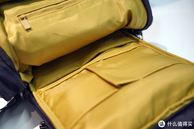 防盗、储物兼具——ELECOM宜丽客 防盗双肩包体验测评
