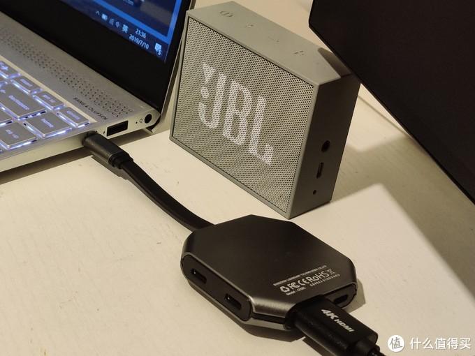 CF001扩展坞使用体验:有锤子手机和任天堂Switch的必备
