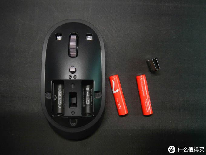 兼顾办公与家用的无线鼠标——米物无线双模鼠标S500