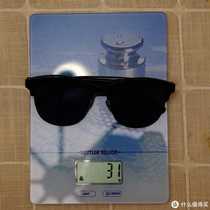 不敢相信这价格的偏光墨镜居然大厂出品--依视路镜宴偏光墨镜晒单