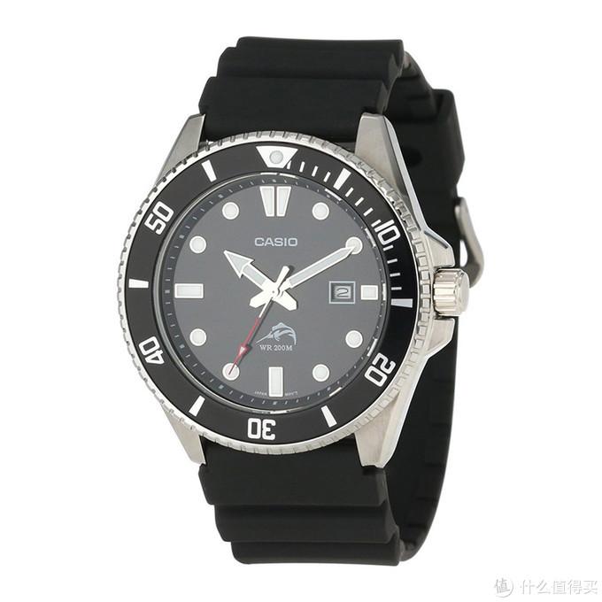 首富戴剑鱼,追求一样的品味——卡西欧 Casio 男士潜水腕表测评