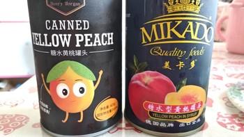 罐头知识科普及辟谣很重要,没有香精和代糖,两款只用砂糖的黄桃罐头对比评测