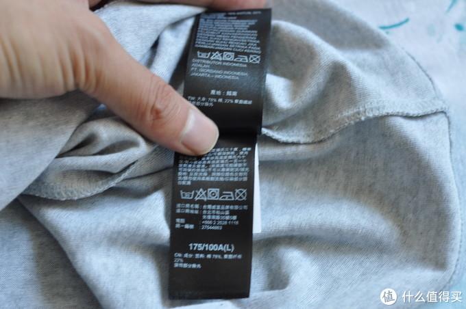 国芳会员清零月,百元买入的北面短袖简单开箱