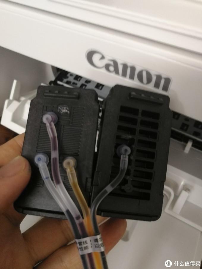 佳能TS3120开箱及改连供记录