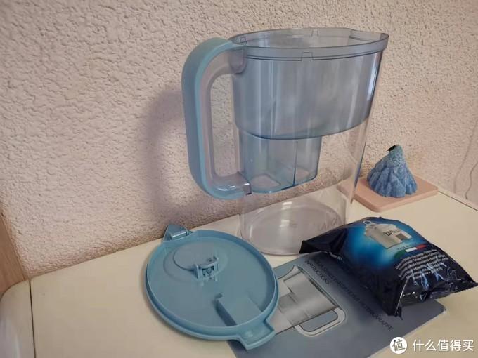 科技源于换壳?Laica彩色宽直饮水壶开箱