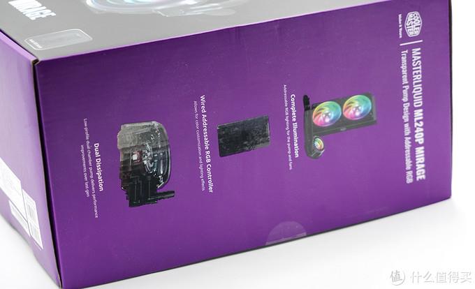 爱机避暑计划 酷冷至尊P240 ARGB一体式水冷开箱体验