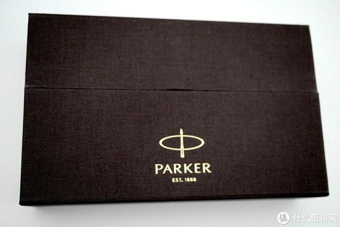 派克法产金笔的通用包装