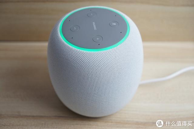 你的智能小助手:华为AI音箱上手评测,极简设计智能体验