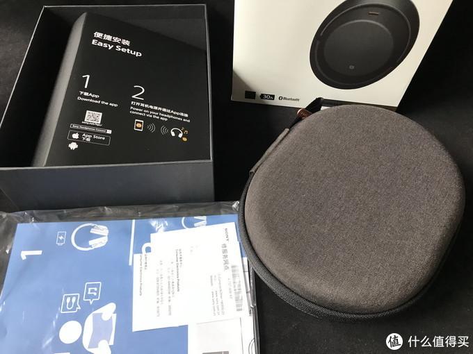 大妈生日礼:SONY大法好 WH-1000XM3 无线降噪立体声耳机