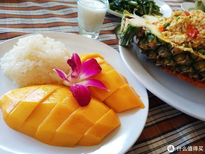 泰国必点芒果饭