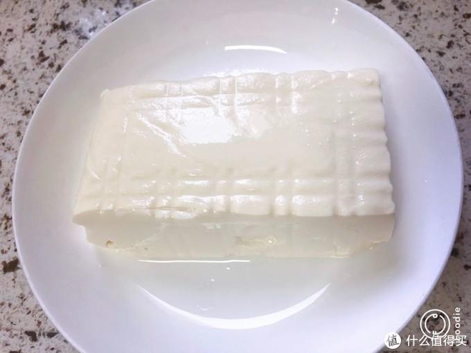 打卡十分钟快手菜—炎热的天来一道冰凉鲜甜的凉拌豆腐吧