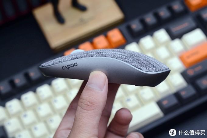 多块麻布贵了30%,雷柏M200Plus无线鼠标拆给你看