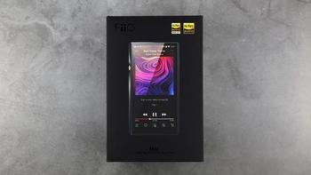 飞傲 M11 无损音乐播放器开箱展示(机身|屏幕|卡槽)