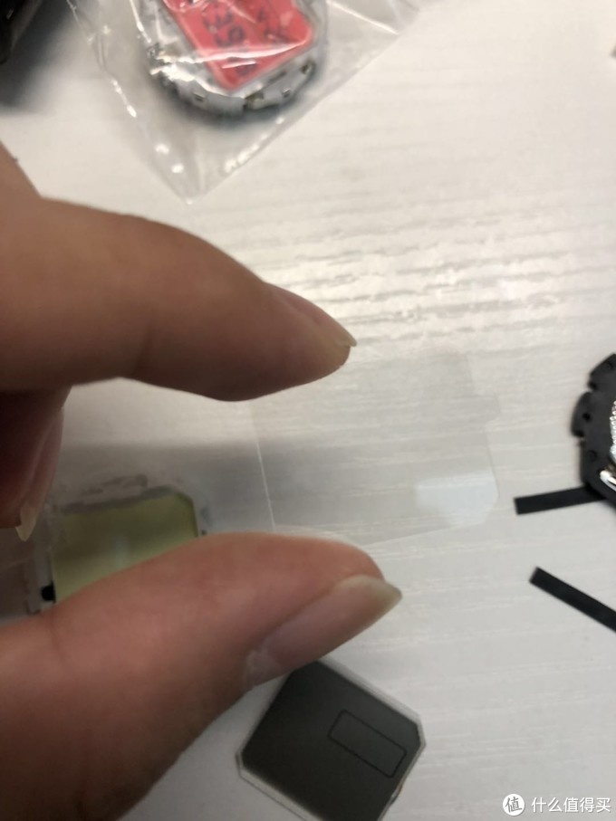 DW5600机芯拆解
