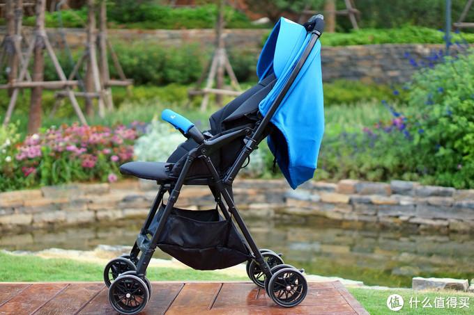 我家二宝的第二辆推车:kiwy轻喔双向高景观儿童推车入手小记