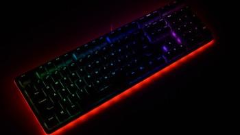 达尔优KE925机械键盘使用感受(灯效|性价比)