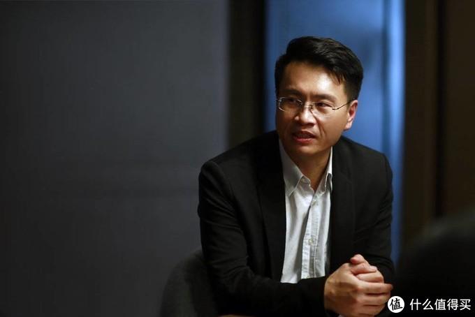 华硕电脑个人电脑产品副总经理陈奕彰