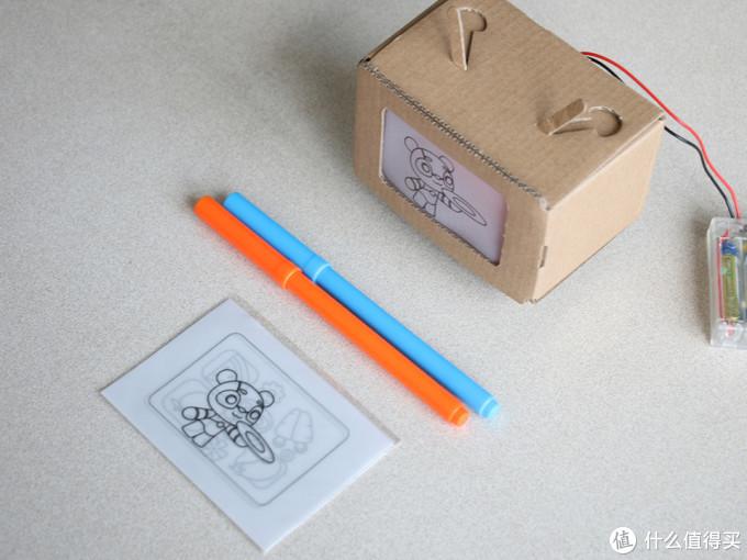 编程造物盒光环板体验:婴幼儿的编程初体验