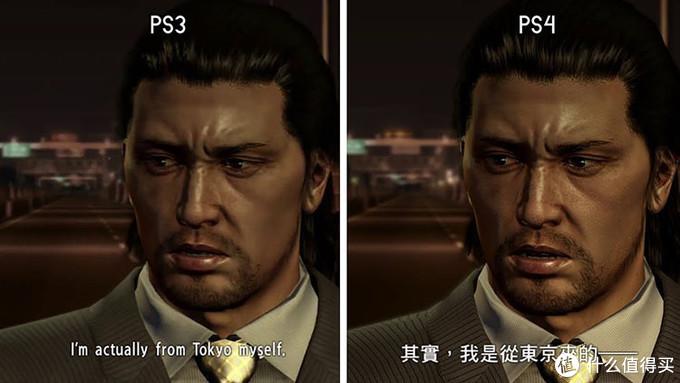 也因为最接近,所以HD版观感的提升更加小
