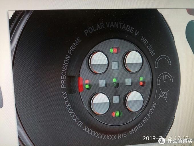 最近买了个表:Polar vantage v