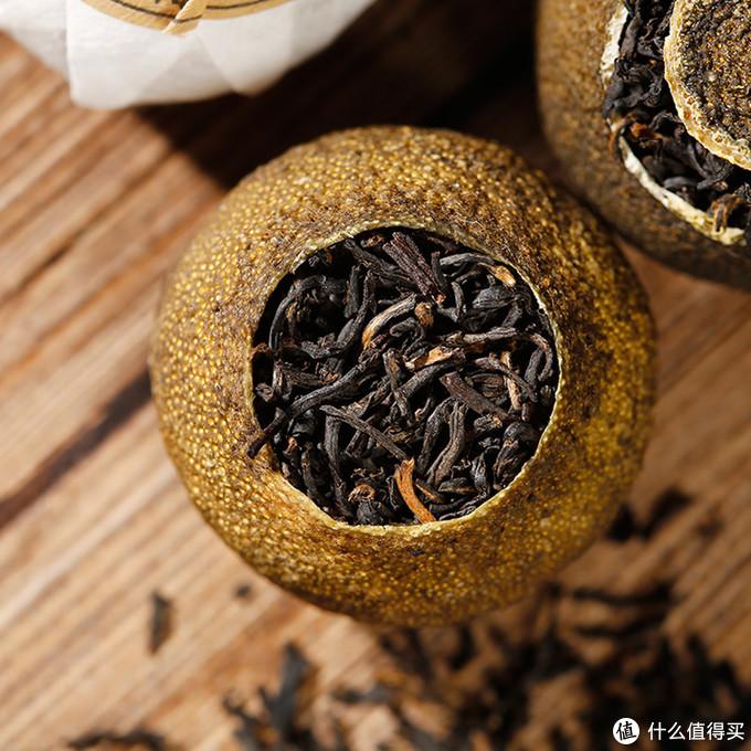 春风十里不如喝喝小青柑橘~红茶与柑橘的碰撞