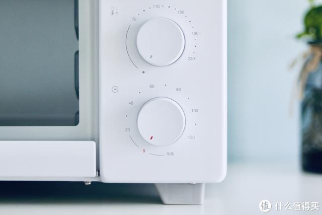 299元能买到的颜值最高烤箱 米家电烤箱体验测评