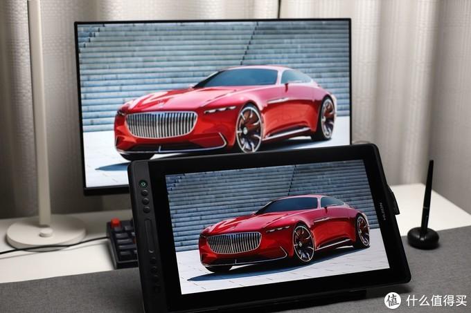 绘王凯卓Kamvas Pro 16数位屏体验:轻薄便携、功能强大的生产工具