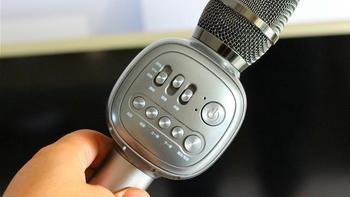 联想 BM20 无线蓝牙麦克风开箱晒物(机身 喇叭 按钮 接口)