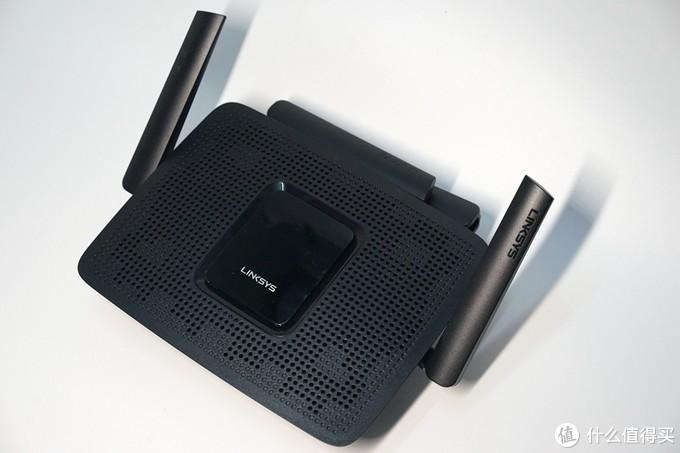 给土豪朋友别墅组Mesh,Linksys MR8300 + AC4400 无缝无线网络体验