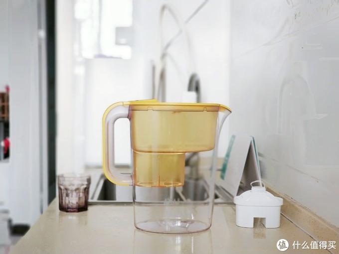 """健康饮水,用""""芯""""呵护——莱卡净水壶LA35EN-O评测"""