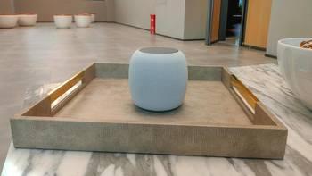 华为 AI音箱开箱晒物(面板|按键|麦克风|环形灯|适配器)