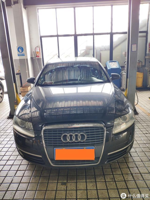 08年出厂行驶19万公里的奥迪A6还在服役,车主:修车像是在烧钱