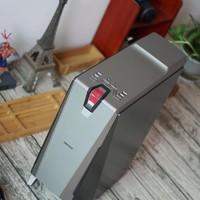 七彩虹 iGame Sigma M500 电脑主机开箱晒物(面板|接口|耳机孔|按钮)