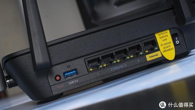 怪兽级别的网络覆盖:Linksys领势MR8300三频路由器